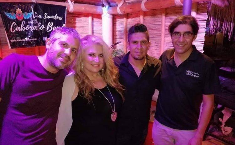 Lisa Saunders and her Caborado Band