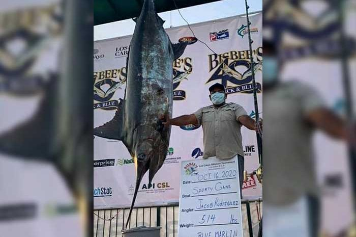 Bisbee's Offshore Tournament Breaks Two Record
