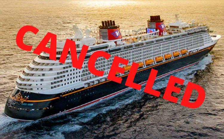 Cruise Ship Winter Season Cancelled