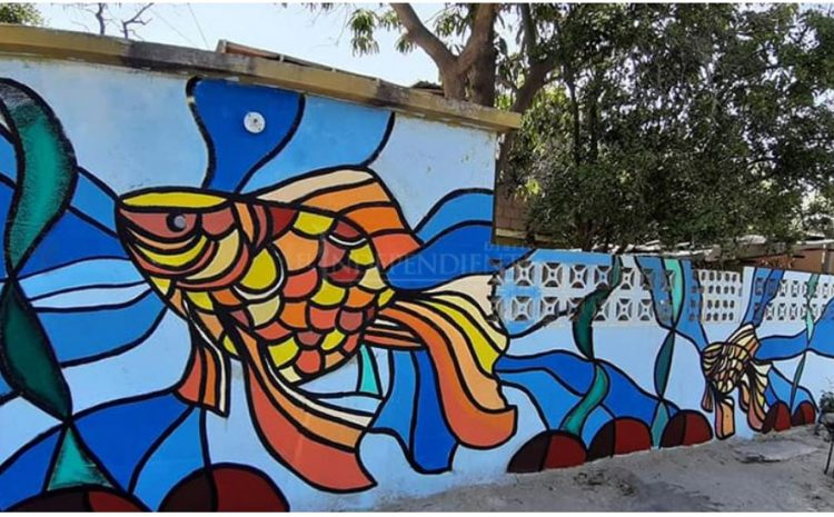 Virtual Visit to La Paz Murals
