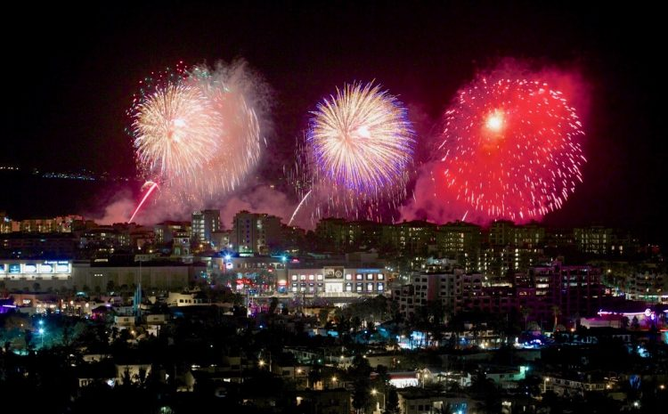 Cabo Largest New Year's Eve Party Cancelled