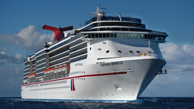 Cruise Ships Getting Ready to Return