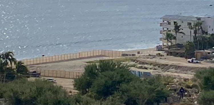 Concerned Citizens Recover Closed Beach