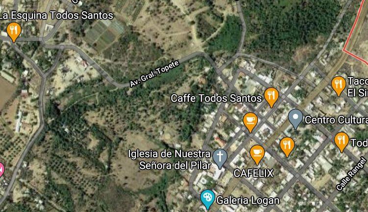 Paving Todos Santos Begins
