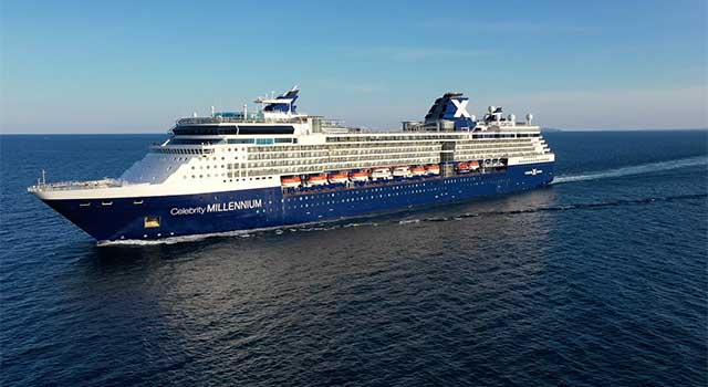 After an 8 Year Absence, Celebrity Cruise Ships Returns