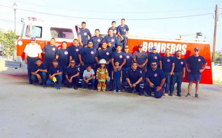 Help The Bomberos Of Todos Santos Get A New Fire Truck!