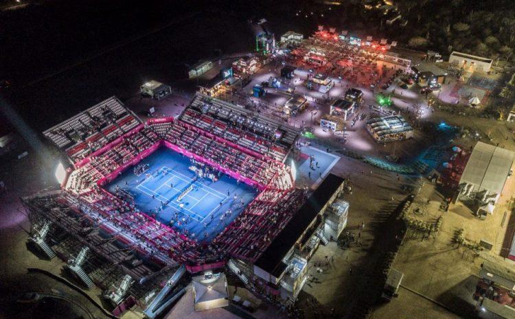 Los Cabos Open of Tennis Returns