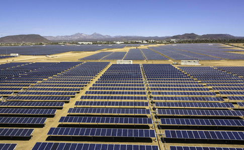Feds Will Build Solar Plants in Los Cabos
