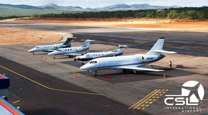 Private Jets Arrivals Keep on Growing
