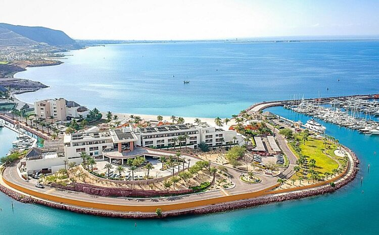 La Paz Marinas Getting Busier by the Day