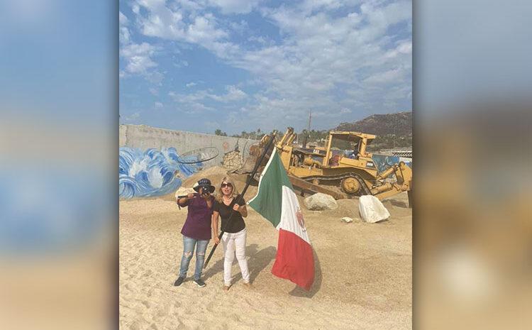 Costa Azul Wall is Demolished