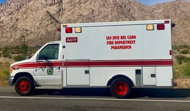 San Jose Fire Dept Gets New Ambulance!