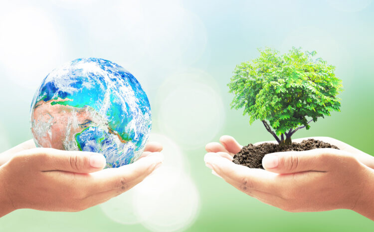 Social Group Celebrates Earth Day