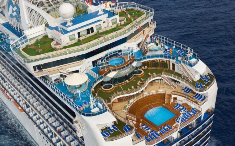 Princess Cruises Returns to Cabo This Summer
