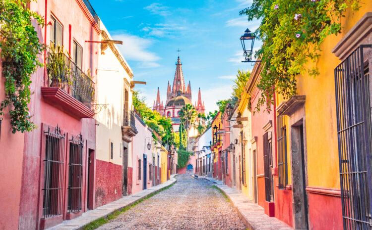 Visiting Guanajuato