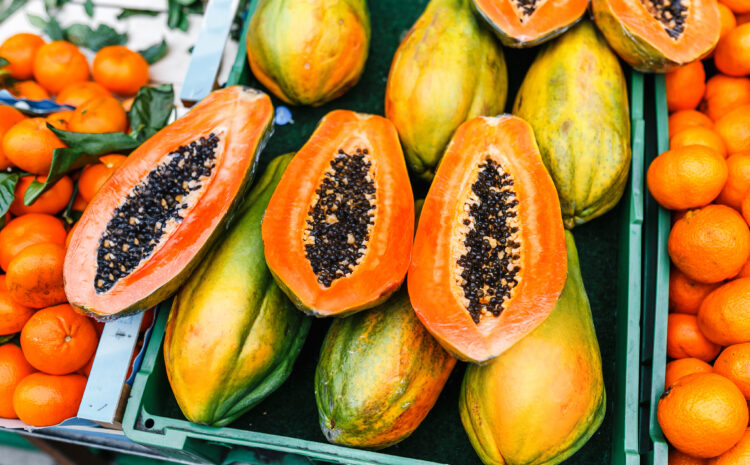 Where is Your Papaya Coming From?