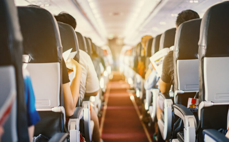 Number of Available Flight Seats Increasing