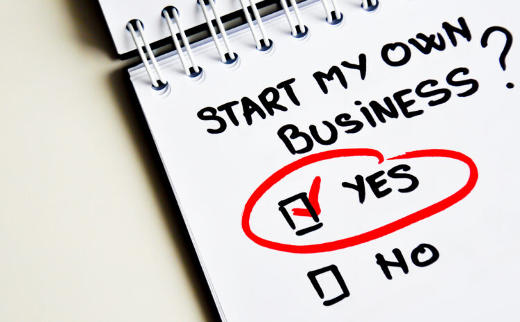 Top Reasons to Start Your Own Business