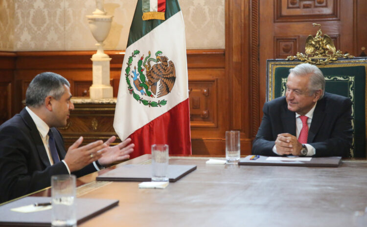 Mexico Welcomes Leader of the World Tourism Organization