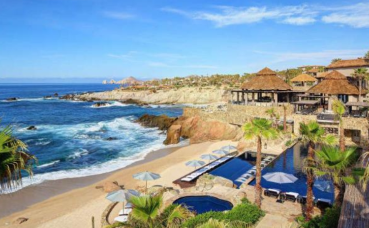 Three Cabo Hotels Among the Top Five in Mexico