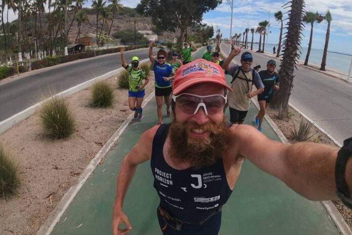 Can You Jog the Baja Peninsula?