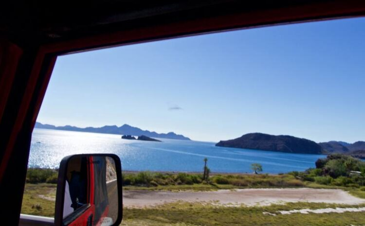 Pavement Makes Trip Through Baja an Easy Drive