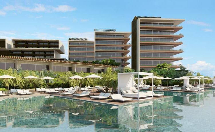 Los Cabos Resort Disappears