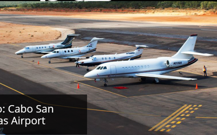 Thousands of Tourist Arrive in Private Aircraft