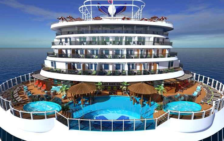 First Cruise Ship Arriving this Month!