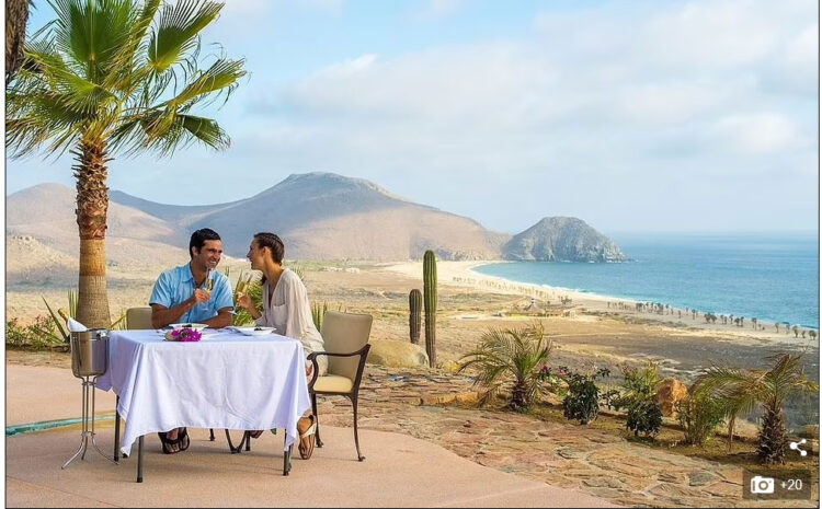 Local Restaurants at the Top