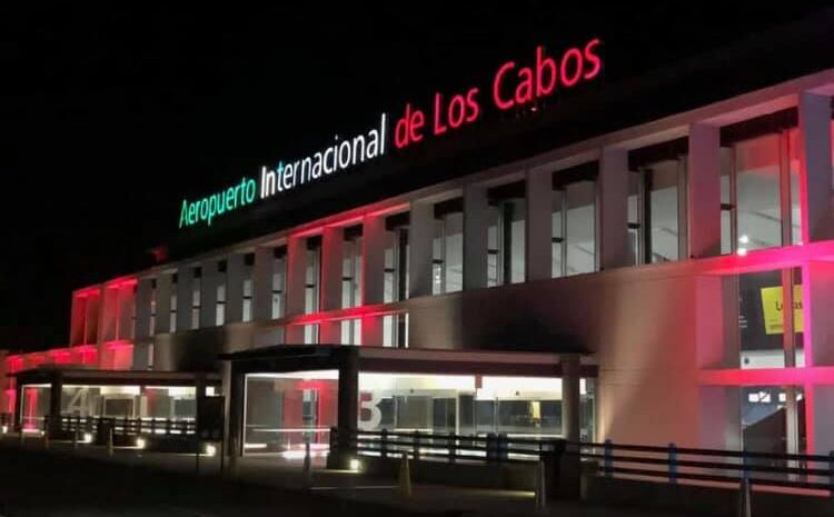 Los Cabos Airport Among the Busiest in Mexico