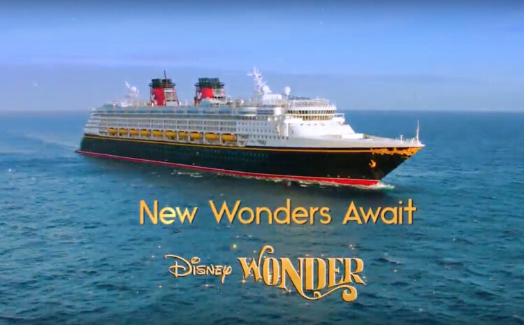Disney Announces Halloween at Sea