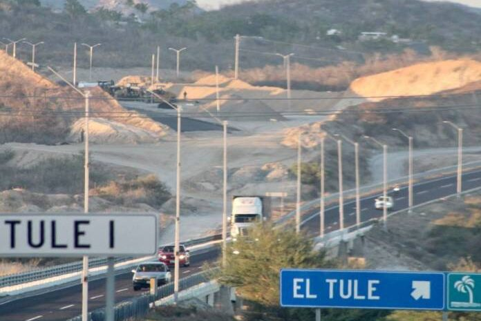 New Partial Cabo-San Jose Road Nears Completion