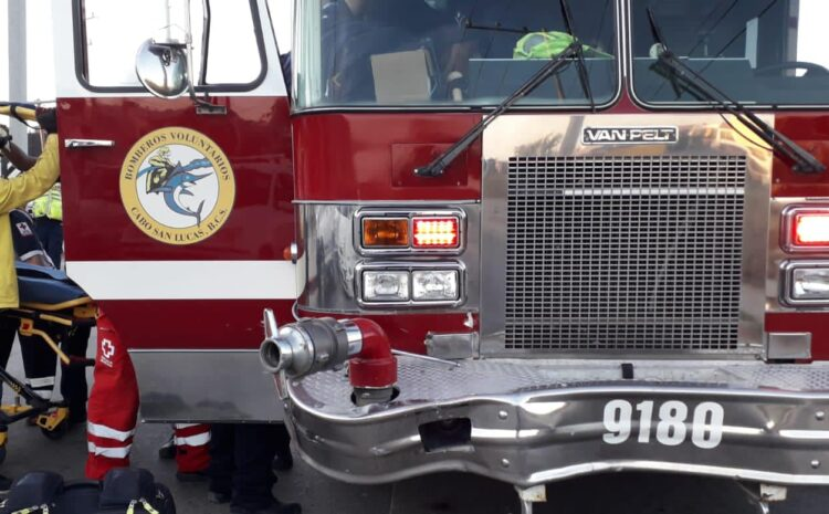 Cabo Fire Department Has Scarce Equipment